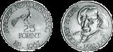 Kodály Zoltán Születésének 85. évfordulója - ezüstérme