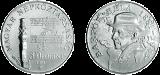 Bartók Béla születésének 100. évfordulója - ezüstérme