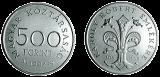 1992 KÁROLY RÓBERT HALÁLÁNAK 650. ÉVFORDULÓJA - EZÜSTÉRME