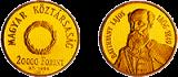 1998 AZ 1848-49 -ES FORRADALOM ÉS SZABADSÁGHARC 150. ÉVFORDULÓ - ARANYÉRME