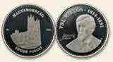 2014 YBL MIKLÓS (1814-1891) - Ag (ezüstérme)