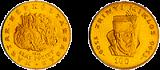 1966 ZRÍNYI MIKLÓS HALÁLÁNAK 400. ÉVFORDULÓJA - ARANYÉRME
