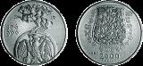 Honfoglalás 1100. évfordulója - ezüstérme