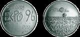EXPO '96 - ezüstérme
