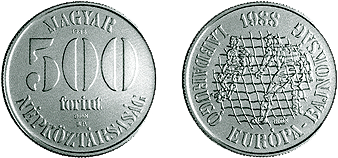 1988 1988. ÉVI LABDARÚGÓ EURÓPA BAJNOKSÁG - EZÜSTÉRME