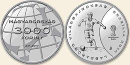 FIFA Labdarúgó VB.  - Ag (ezüstérme)