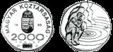 2000. ÉVFORDULÓ MILLENNIUM - EZÜSTÉRME