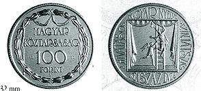 200 éves a hivatalos magyar nyelvű színjátszás - színesfém érme