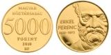 2010 ERKEL FERENC SZÜLETÉSÉNEK 200. ÉVFORDULÓJA - ARANYÉRME
