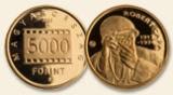 Robert Capa születésének 100. évfordulója aranyérme