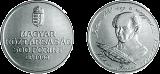 Kölcsey Ferenc születésének 200. évfordulója - ezüstérme