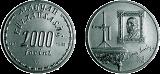 Eötvös Loránd születésének 150. évfordulója - ezüstérme