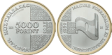 2006 AZ 1956 -OS MAGYAR FORRADALOM ÉS SZABADSÁGHARC 50. ÉVFORDULÓJA - EZÜSTÉRME
