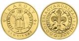 I. Károly aranyforintja - aranyérme