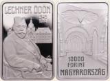 2014 LECHNER ÖDÖN (1845-1914) - Ag (ezüst érme)
