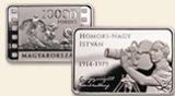 2014 HOMOKI - NAGY ISTVÁN - Ag (ezüst érme)