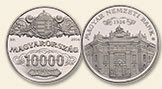 90 ÉVES AZ MNB - Ag  (ezüst érme)