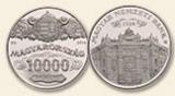 2014 90 ÉVES AZ MNB - Ag  (ezüst érme)