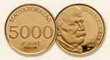 Semmelweis Ignác - aranyérme