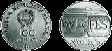 Buda - Pest egyesítésének 100. évfordulója - ezüstérme