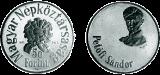 1973 PETŐFI SÁNDOR SZÜLETÉSÉNEK 150. ÉVFORDULÓJA - EZÜSTÉRME